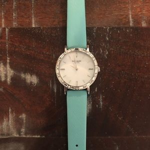 Kate Spade Turquoise Watch